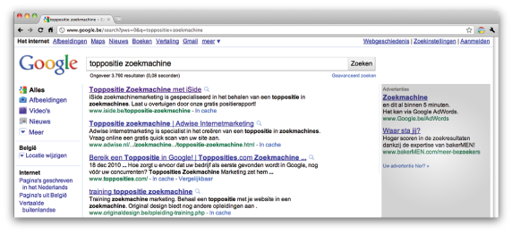 Online adverteren met Google Adwords