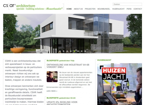 csar-architecten-website